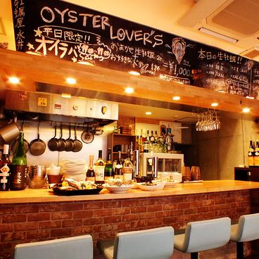 OYSTER LOVERS オイスターラバーズの雰囲気1