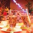 パーティーや会社宴会のご予約が非常に多いです。また、宴会でご利用しやすい【120分飲み放題付♪サンマルコ4500円コース!クーポン利用で3980円に☆】もございますので、使い勝手抜群です!!