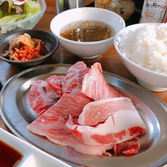 琉球焼肉NAKAMAのおすすめランチ1