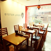 OYSTER LOVERS オイスターラバーズの雰囲気2