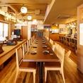 テーブル席(2~18名様)宴会・飲み会に★
