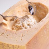 とろけるチーズリゾット