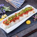 料理メニュー写真ロングユッケ寿司