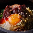 キムチはもちろん、ビビンバ、クッパも食べ放題!海鮮焼きやフレッシュ野菜もOK!