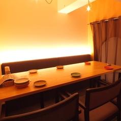6名様~23名様まで対応テーブル個室誕生日・記念日のサプライズには全力で盛大にお手伝いします!お気軽にご相談下さい。