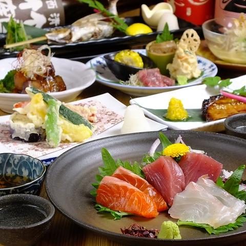 東横インすぐ横!!【日本酒豊富な品揃え・こだわりの料理】和酒バル 鈴家