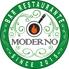 BAR RESTAURANTE MODERNO バルレストランモデルノのロゴ