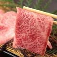 食べ放題もいいけれど、お肉そのものの味をじっくりと楽しみたい方はぜひアラカルトで♪
