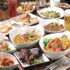 呑めるカレー屋 Bonga's Curry&Dining ボンガズカレー&ダイニングの写真