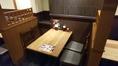 総席数は54席!様々な人数に対応できるテーブル席をご用意しております。