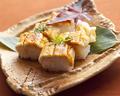 料理メニュー写真穴子棒寿司