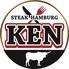 けん KEN ステーキハンバーグ&ブレッドバー 鶴ヶ峰店のロゴ