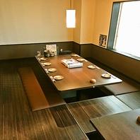 宴会ご予約承ります!宴会に最適の広々とした空間です。