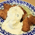 料理メニュー写真チキン南蛮 自家製タルタルソース
