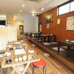 いろり焼きと魚串 魚´S男 うぉーずまん 五橋店の雰囲気1