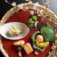 <北海道産の新鮮魚介、肉、野菜・・・素材にこだわり>