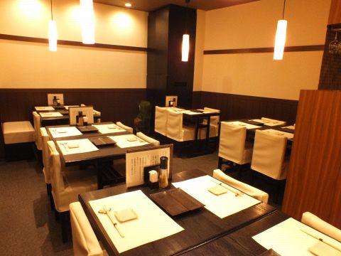 お出汁で食べる串かつと釜めしの専門店 ぎん庵 京橋|店舗イメージ4