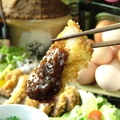 料理メニュー写真豚ロース味噌カツ