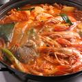 料理メニュー写真ヘムルタン(海鮮鍋) 1鍋