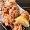 料理メニュー写真大山地鶏の唐揚げ