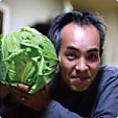 -野菜- 【北山農園】静岡県富士宮北山のオーガニック野菜農園から仕入れ。 安心安全はあたりまえ、とにかく美味しくて、美しくて、ワクワクするような夢のある野菜を!そんな想いを胸に、年間100アイテム以上の野菜・穀物と共存しています。