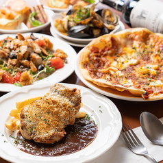 Cafe&Kitchen 松吉のコース写真