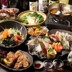 個室 居酒屋 絶巓 ZETTEN 刈谷駅前店のコース写真