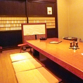 居酒屋食堂 くすくすダイニング 富山店の雰囲気2