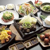 宮崎料理と本場の鶏の食べ方を楽しむ