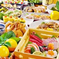 [大阪難波駅前店]飲み放題付宴会コースは6種で完全個室!