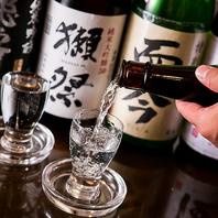 こだわりの【日本酒】ALL500円!