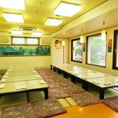 8名様席が4席ございます。