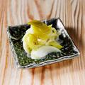 料理メニュー写真セロリガリ
