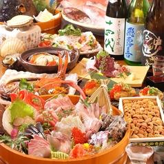 魚がし旨いもん酒場 どまん中 神楽坂店の写真