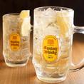 【角ハイボール★240円!!】お酒に合う逸品を豊富にご用意しております♪