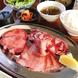 牛タン3種食べ比べ定食(2680円)