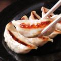 料理メニュー写真肉餃子(5個)