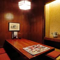 江戸町文化を思わせる雰囲気