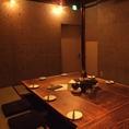 1番人気個室です。通称囲炉裏 8~12名様