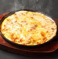 料理メニュー写真山芋とろろたっぷりチーズ焼き