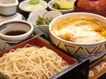 横浜更科一休 みなとみらい東急スクエア クイーンズスクエア横浜 B1Fのおすすめ料理1