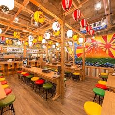 【錦・宴会】大型宴会可能です!!テーブルの着席最大1団体52名様までご案内可能です!!旨い料理と旨い酒で毎日をひと時を最高のひと時に♪もちろん1名様のお客様も大歓迎です!!カウンター1名様×8席ございますので、ぜ日ご来店くださいませ!!