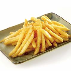 料理メニュー写真フライドポテト (塩)