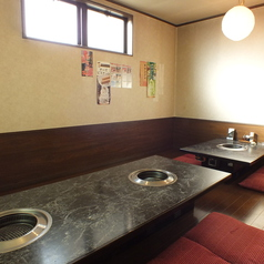 8人席+4人席 の座敷半個室