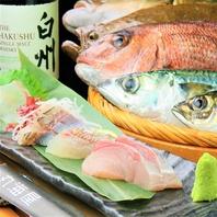丸海屋久留米大好評★鮮魚のお刺身盛合せ1,680円(税抜)