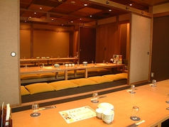 博多駅最大級!最大40名まで収容できる個室あり♪