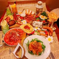 Cafe & Dining Dのおすすめ料理1