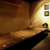 10名様を超える宴会用の個室です。人気の席の為、お早めにお問い合わせ下さい。(10名様~18名様)