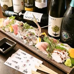 魚とワイン サカナメルカート・ゼン WACCA池袋店の特集写真