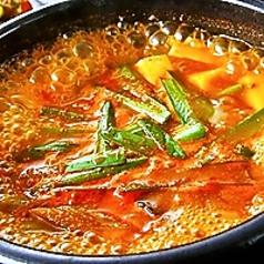 豆腐キムチチゲ(並/ハーフ)